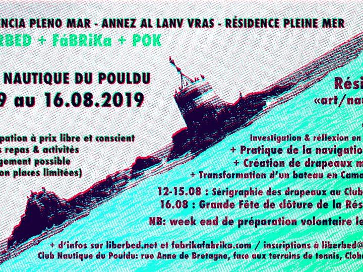 AT OPEN SEA RESIDENCE – ANNEZ AL LANV VRAS